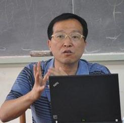 中国科学院副研究员黄群骥照片