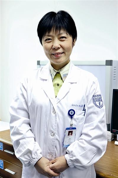浙江省立同德医院主任医师鲁盈照片