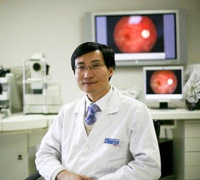 北京同仁医院眼科中心医务部主任 魏文斌照片