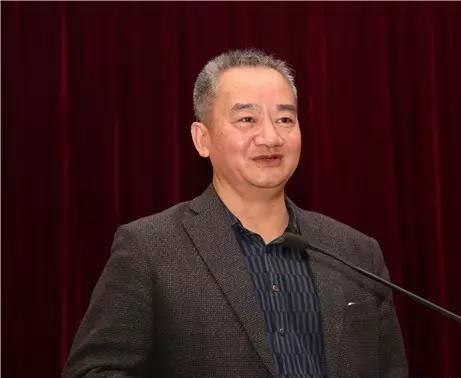 中国能源基金会项目主任何平照片