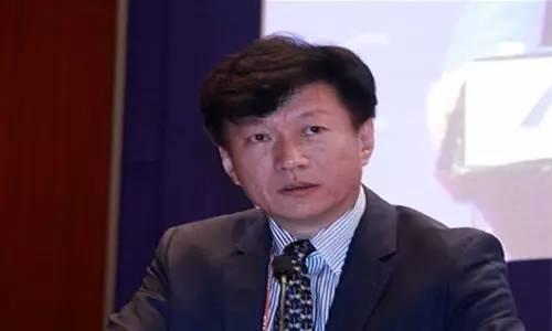 商务部贸易救济调查局 副局长刘丹阳照片