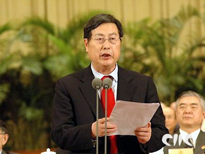 全国政协前副主席黄孟复照片