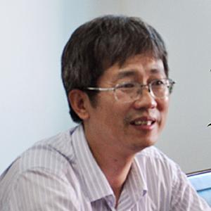 国家康复医院业务副院长吕泽平照片