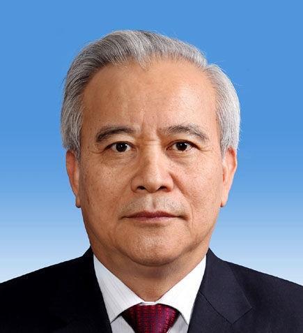 全国政协副主席王钦敏照片