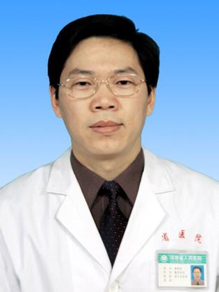 河南省人民医院主任医师,教授,博士康深松