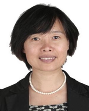 中國社工聯合會康復醫學工作委員會腦癱康復社會協作辦公室主任王芳照片