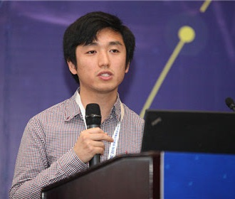 Hortonworks技术专家邵赛赛照片