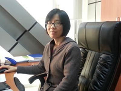 北京航空航天大学材料学院教授孙志梅照片
