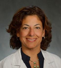 宾夕法尼亚大学医院ProfessorAngela DeMichele照片