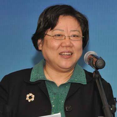 中华人民共和国工业和信息化部科技司副巡视员代晓慧照片