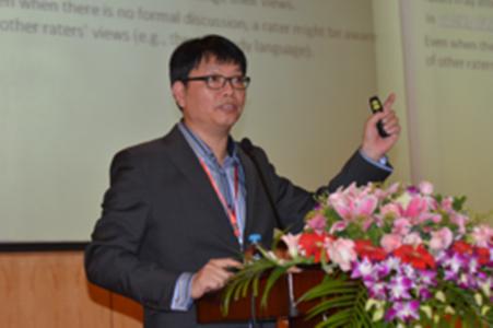 中科院上海硅酸盐研究所 研究员王文中照片