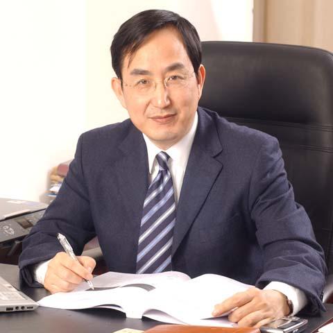 中国科学院上海微系统与信息技术研究所所长王曦照片