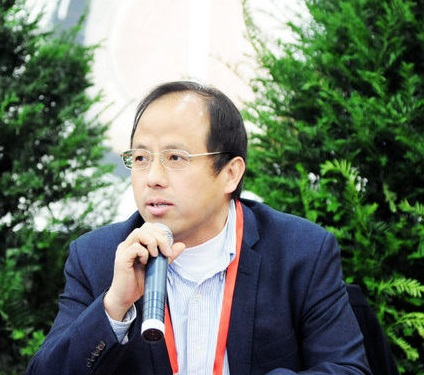 中国工程院院士杨华勇照片
