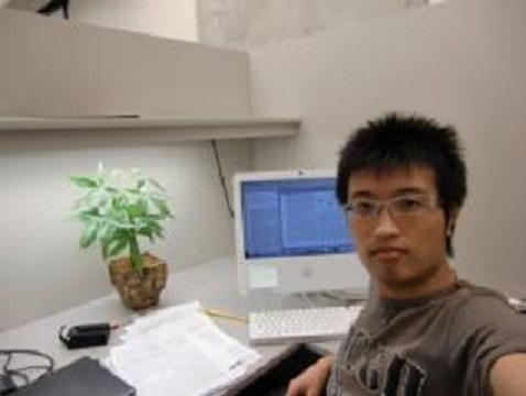 华中科技大学教授刘方明照片