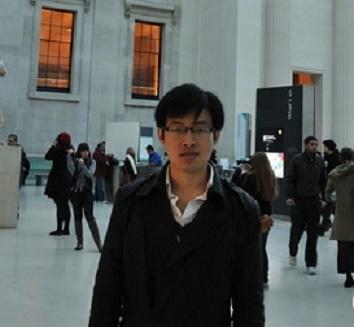 北京邮电大学博士张海君照片