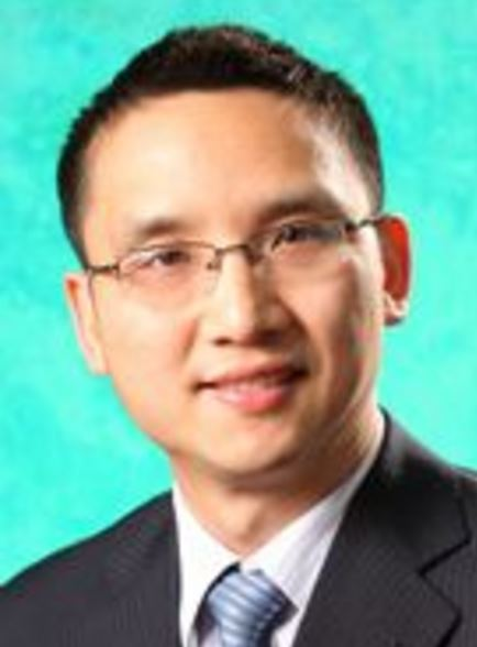 中国科学院健康科学研究所研究员胡国宏照片