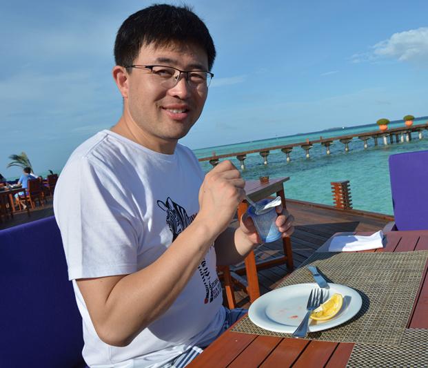 濟南大學教授魏濤照片