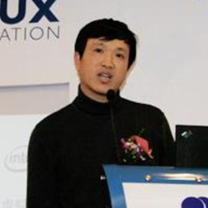 英特尔亚太研发有限公司 首席工程师董耀祖照片