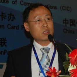 意法半导体大中华区安全微控制器事业部经理王新海照片