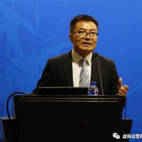 民生通讯总经理李军照片