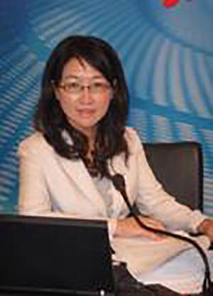 北京师范大学课程与教学研究院副院长张春莉照片