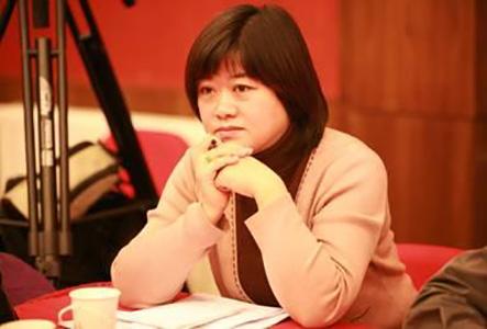 北京市西城区教师研修学院小学语文室主任杨伟宁照片