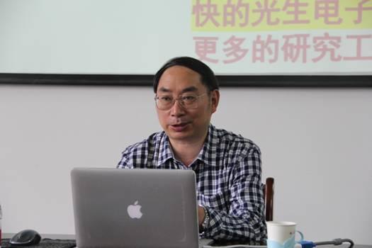 武汉理工大学教授余家国照片