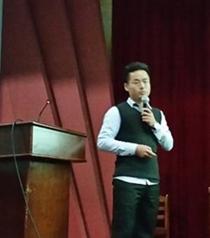 北京航空航天大学教授赵立东照片