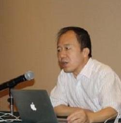 中铁六局集团有限公司副总工程师、科技部长杨会军照片