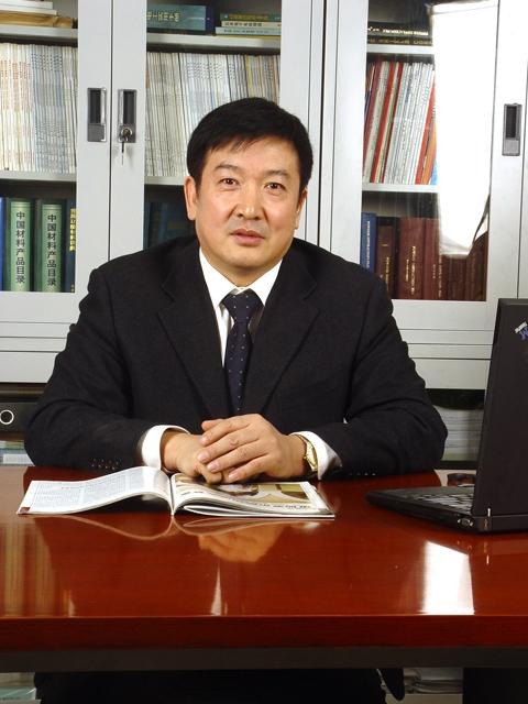 中国钢研科技集团有限公司副总工程师周少雄照片