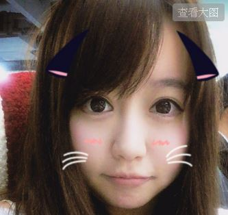 iOS吴柯瑶照片