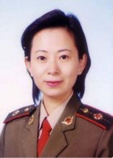 中国第二军医大学教授袁长蓉