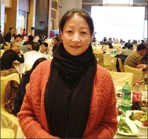 天津恒瑜伽创办人王维侠照片