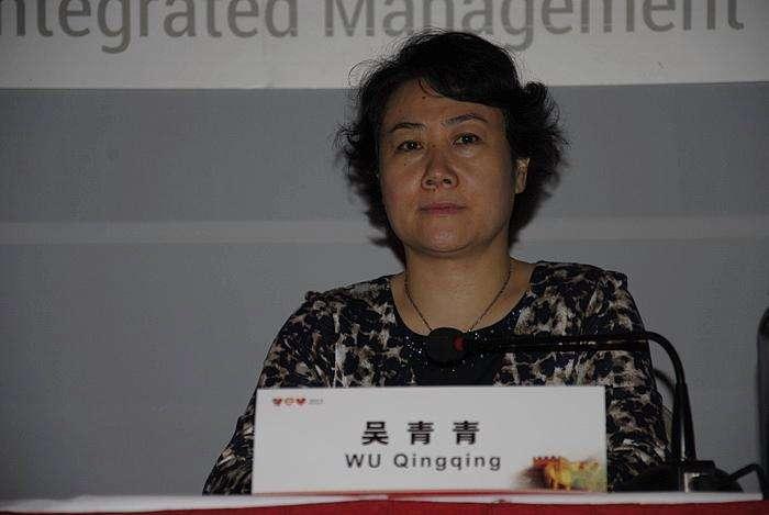 首都医科大学附属北京妇产医院科室主任吴青青照片