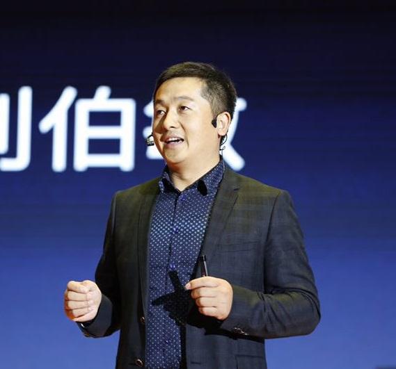 南京和善园餐饮管理有限公司总经理刘伯敏照片