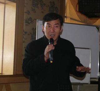 北京市阳坊胜利涮羊肉食品集团董事长李胜利照片