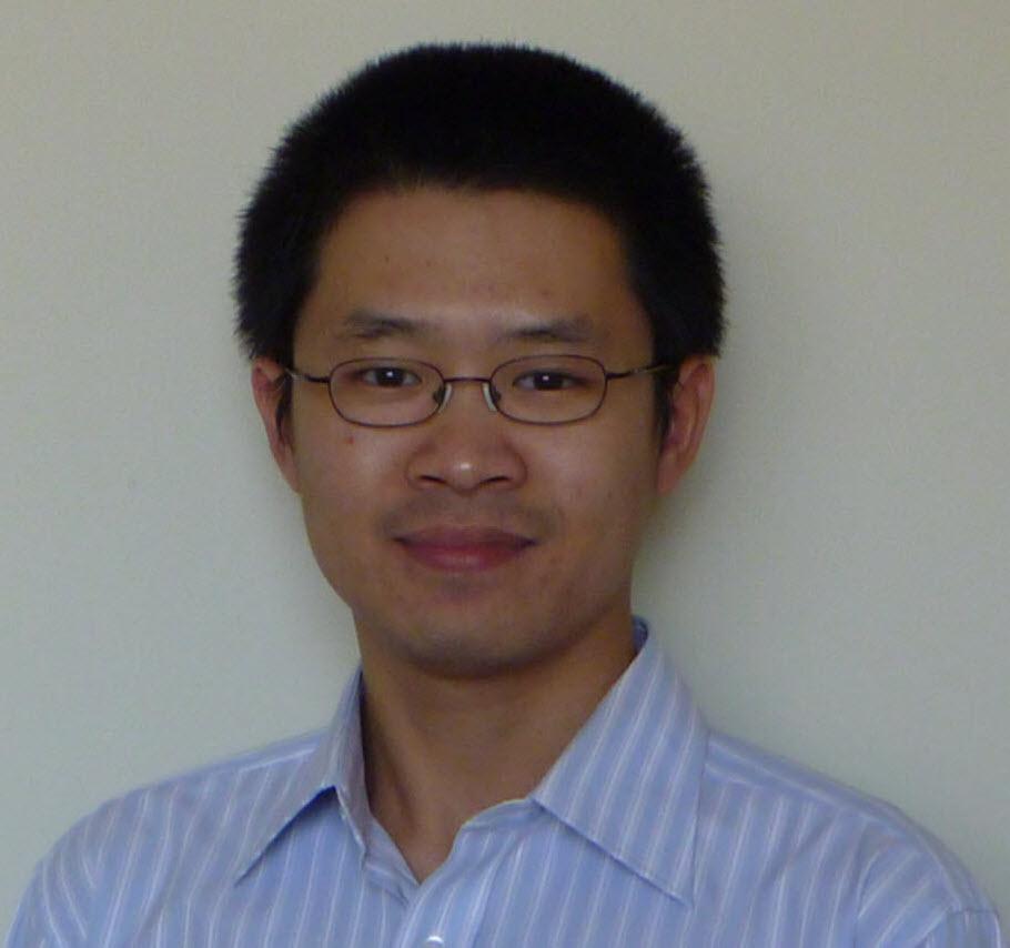 北京理工大学讲师董冰照片