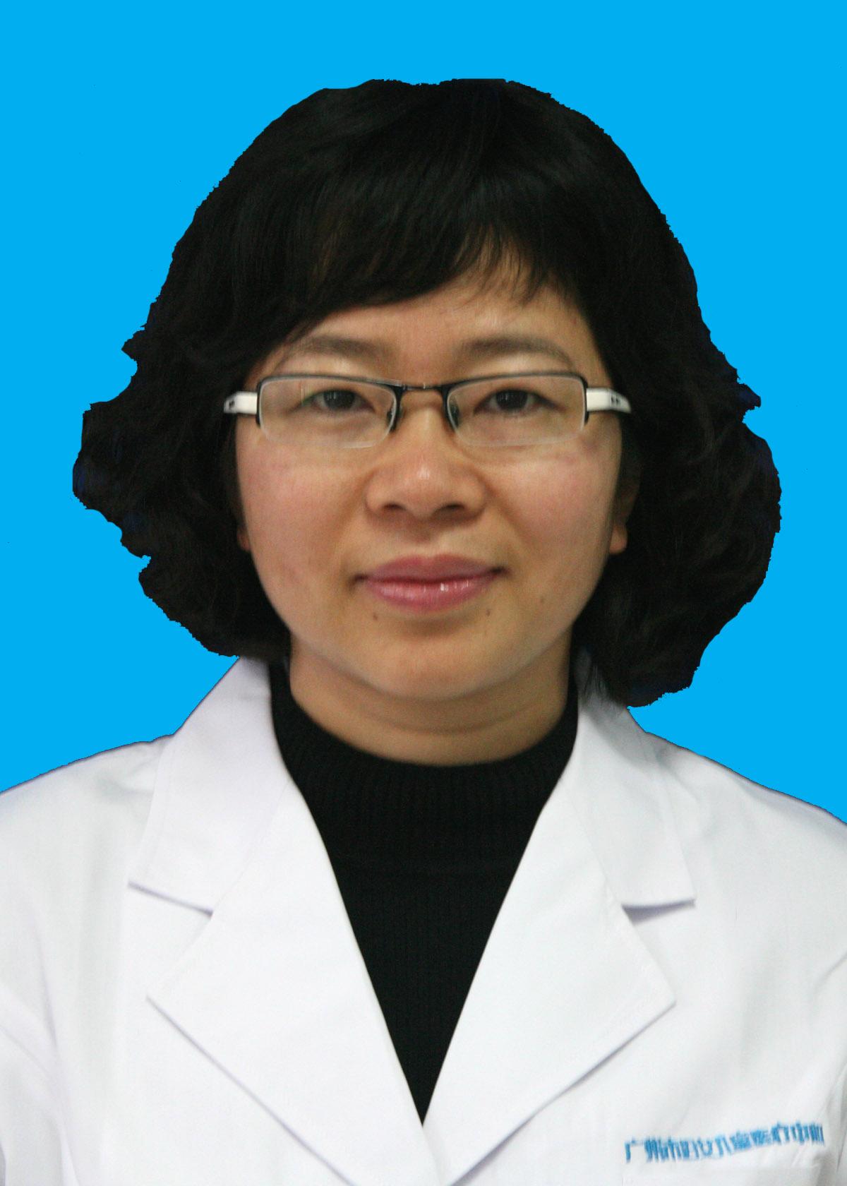 广州市妇女儿童医疗中心教授刘慧姝照片