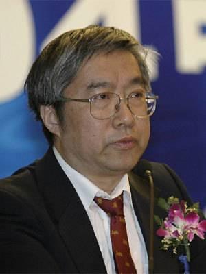 中国社会科学院学部委员余永定照片