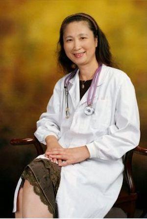 上海交通大学附属瑞金医院教授许春娣照片