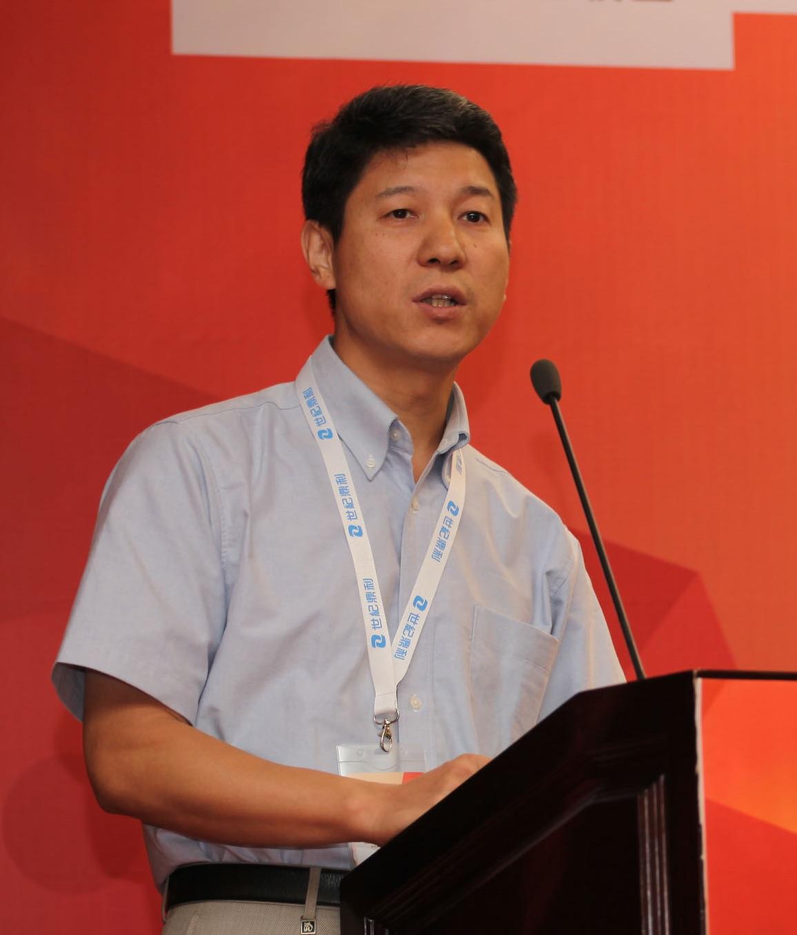 清华大学信息学院原副院长牛志升