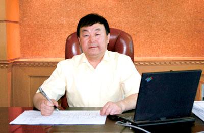 山西威奇达药业有限公司董事长韩雁林照片