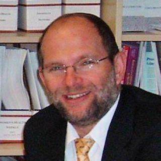 加拿大多伦多大学教授Dr.Jon Barrett 照片
