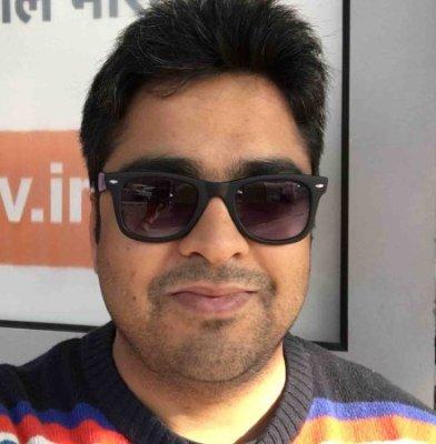 GoogleGlobal Cloud Ops & Strategy's director,Abhinav Bhatnagar照片