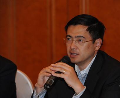 MEF中国工作组联合主席邓小强照片