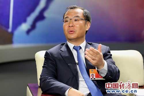 中国电子信息产业集团总经理刘烈宏照片