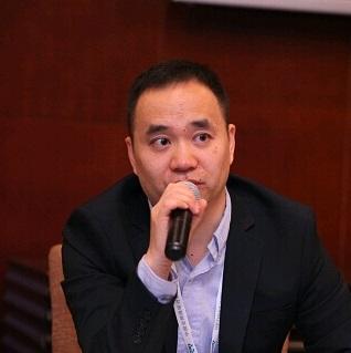 PMC 公司中国研发中心负责人张天宇照片
