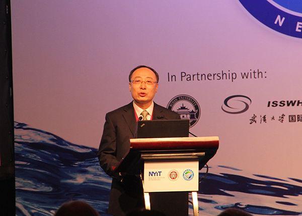 国家自然科学基金委员会地球科学部副主任宋长青
