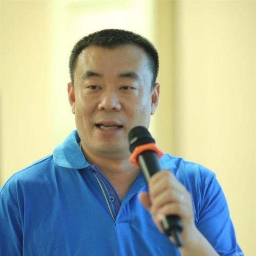 东风风度(常州)研究院总监刘强照片