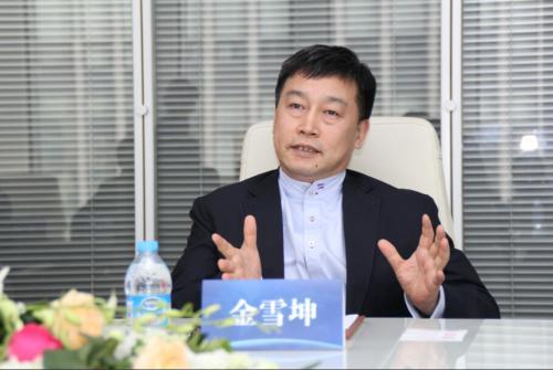 華熙生物科技有限公司 金雪坤  照片